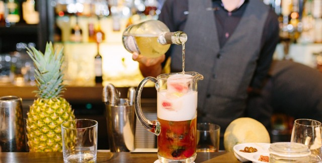 Sangria 101: mixing it up with Shannon Marshall at dBar
