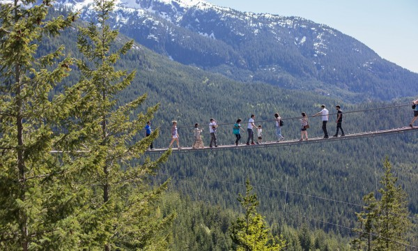 Get outta town: 4 day trips from Vancouver