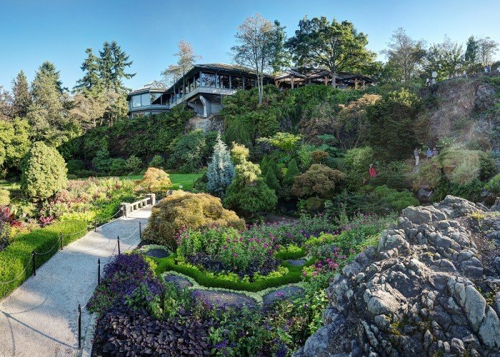 Sitting atop the highest point in Queen Elizabeth Park, Seasons in the Park is fine dining in a relaxed atmosphere.