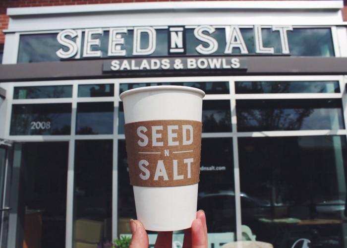 Seed N Salt is a popular option amongst Mission residents.