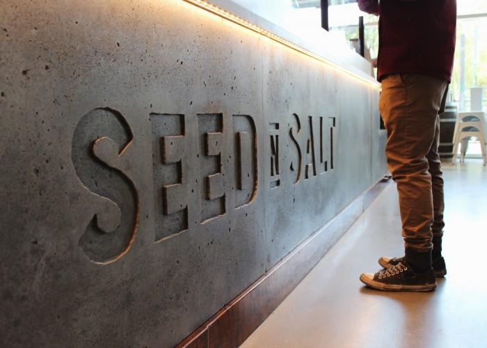 Seed N Salt serves up fresh salads and smiles.