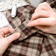 Step by step guide to common hand-sewing stitches
