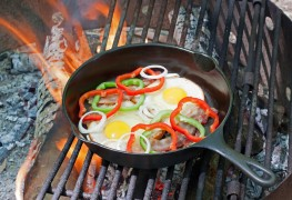 How to make simple and tasty meals perfect for camping