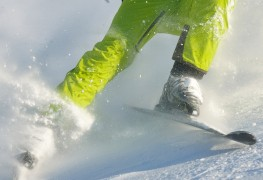 Knee injuries: how to prevent a common problem for skiers