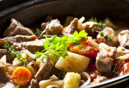 Some quick and easy slow cooker soups