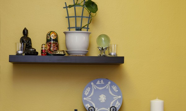 4 decorating tips for small spaces