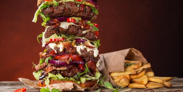 Eat your way through Canada's ultimate food challenges