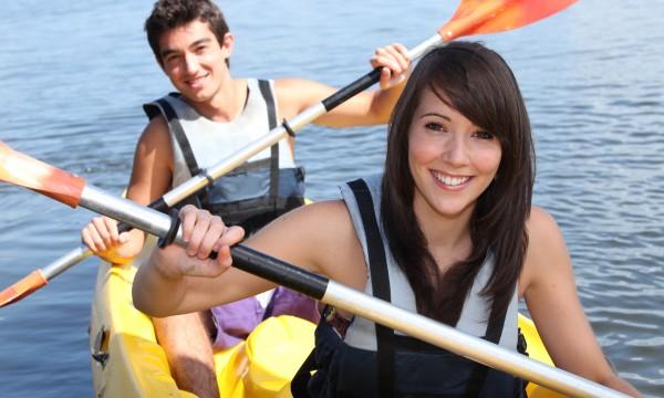 5 basic canoe and kayak paddle strokes