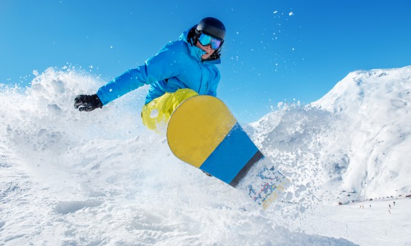 4 fun winter sports that'll keep you warm this season