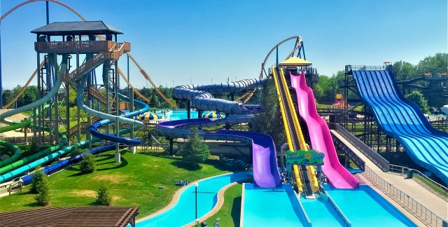 Best Water Parks in Toronto and the GTA