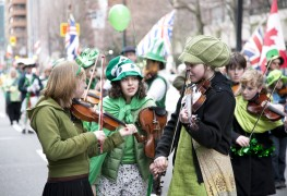 Canada's best cities for St. Patrick's Day celebrations