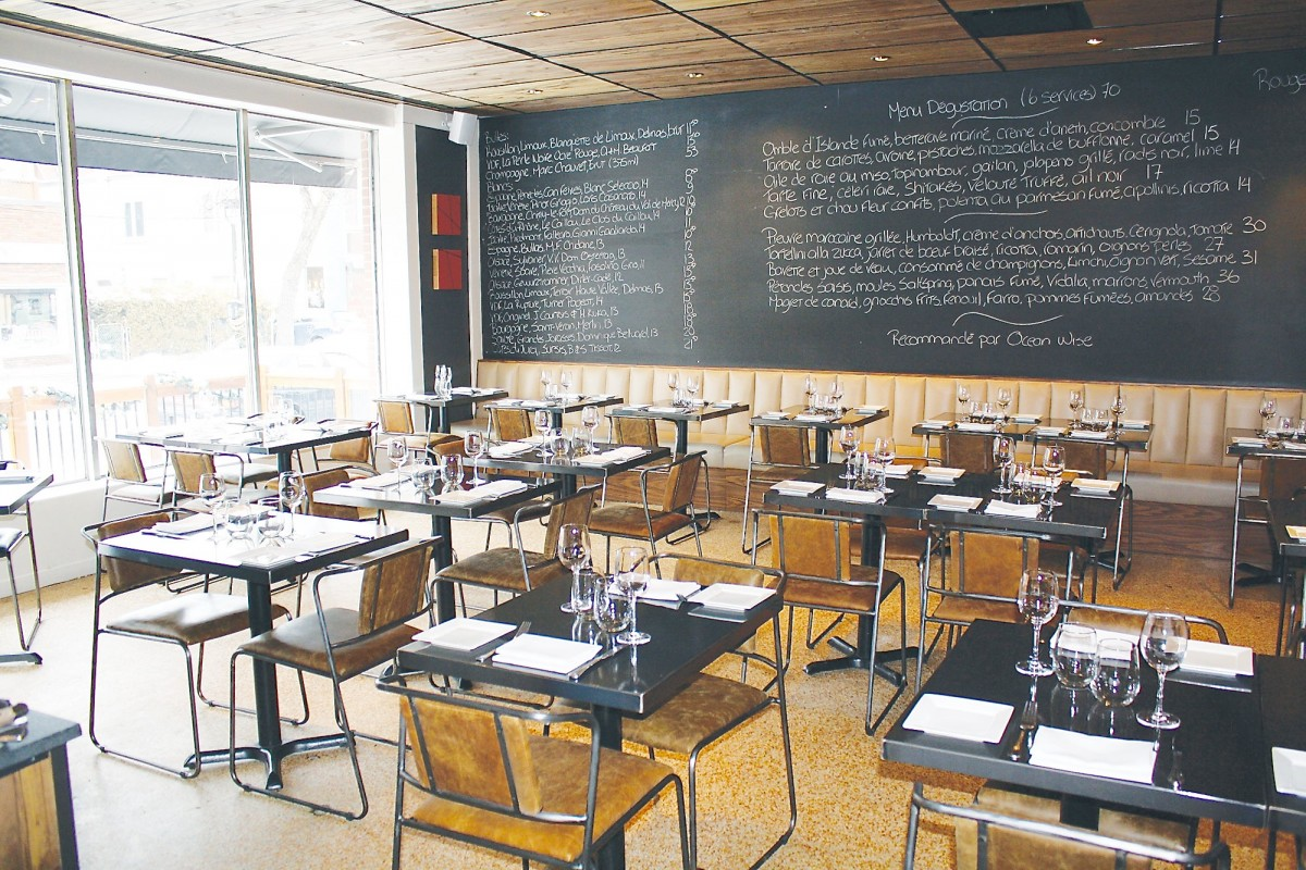 Restaurant Le St-Urbain