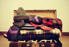 Helpful tips for storing seasonal clothes