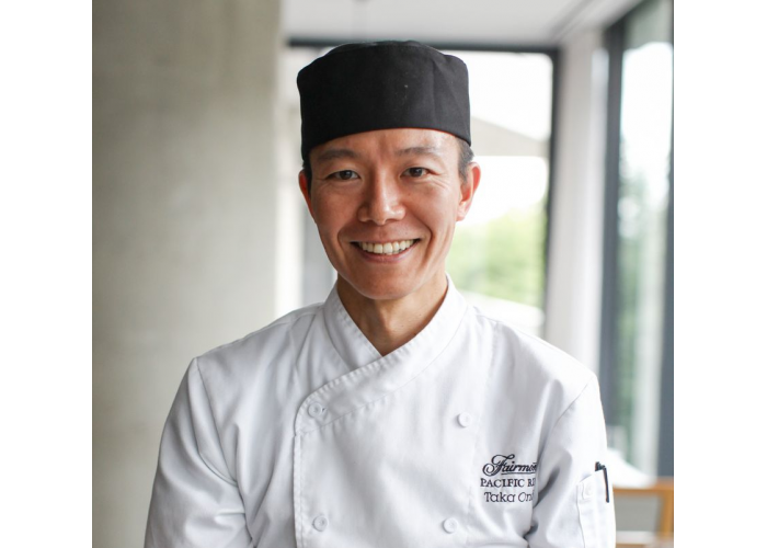 Sushi chef Taka Omi launched the menu at the RawBar and continues to add new items all the time.