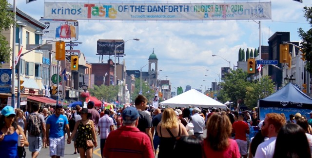 Toronto's top summer food festivals