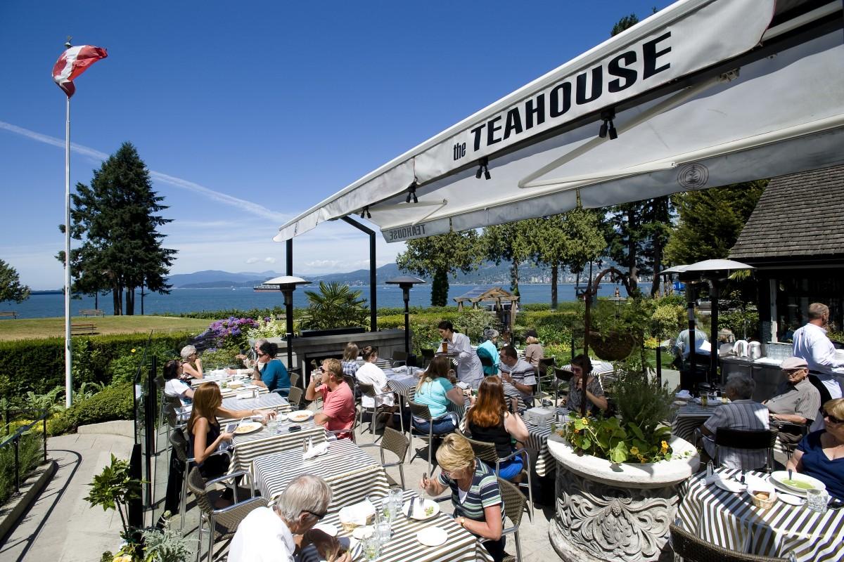 Teahouse Restaurant