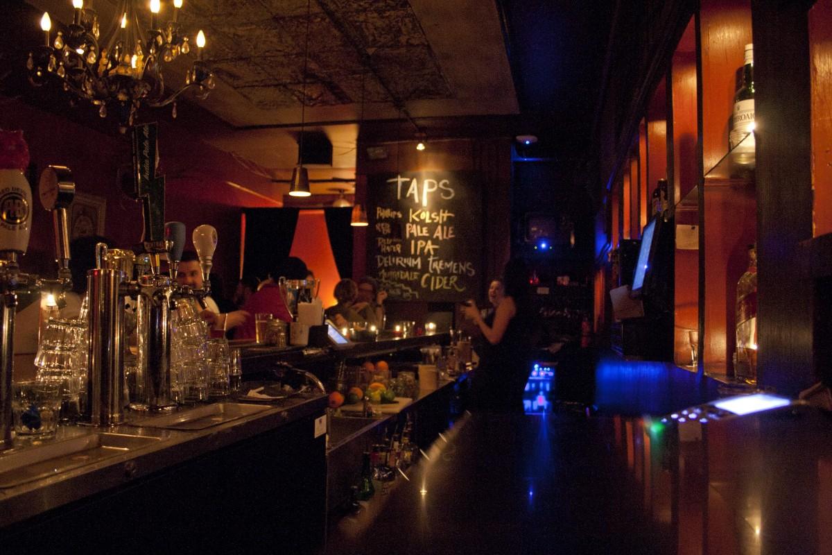 The Narrow Lounge