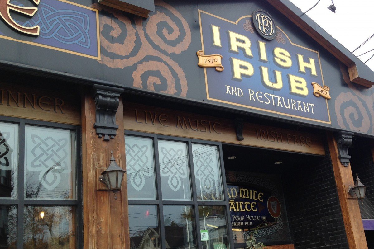Pour House Irish Pub