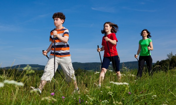 Five ways to get more out of walking
