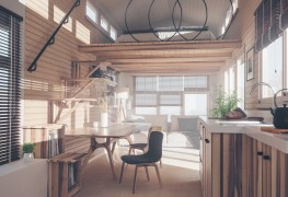 Exploring tiny house communities across Canada
