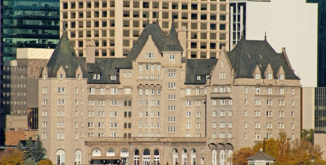 10 of the best hotels in Edmonton