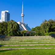 Outdoor summer music events in Toronto