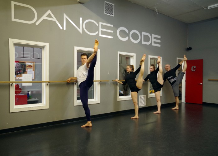 Toy Guns Dance Theatre Business Story