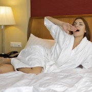Tips to getting better sleep on vacation