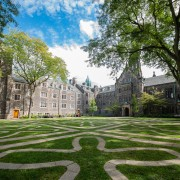 Canada's 8 most beautiful university campuses