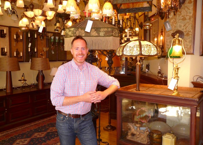 Michael Rosar started working at Turn of the Century Lighting upon finding art school before  sc 1 st  Yellow Pages & Turn Of The Century Lighting Toronto Business Story azcodes.com