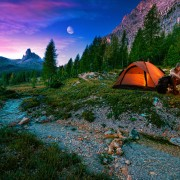 10 truly unique Canadian camping experiences