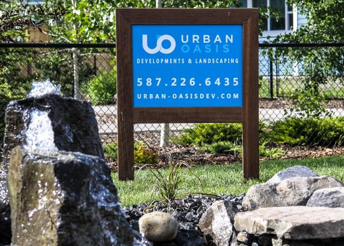 Urban Oasis Developments takes on indoor renovations in winter.