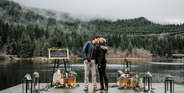 10 romantic places to propose in and around Vancouver