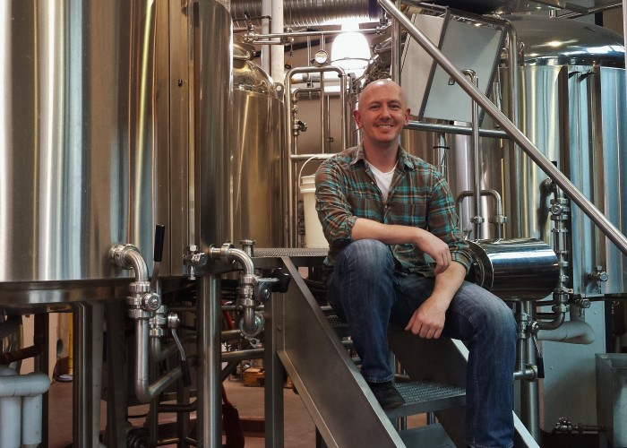 Craft beer enthusiast Ryan Mackey launched Vancouver Brewery Tours in June 2013.
