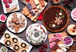 10 greatest Christmas dessert recipes of all time