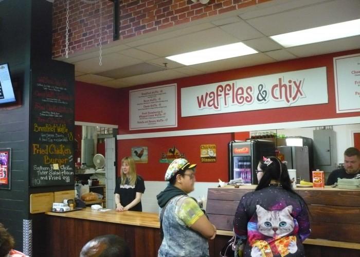 Waffles Chix Business Story