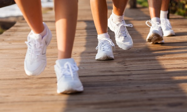 How to improve your walking posture