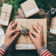 Creative gift-wrapping ideas to try this Christmas