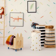 7 ways to decorate your walls with washi tape