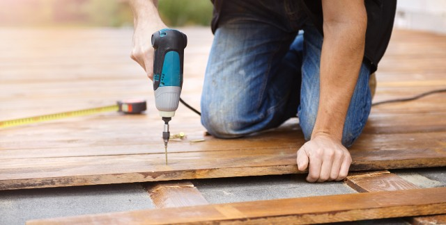 What to do if your wooden floor is buckling