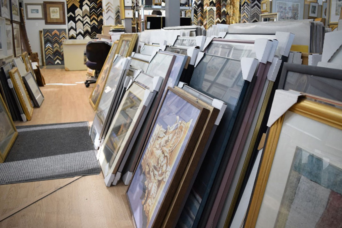 The Picture Frame Factory Toronto Business Story