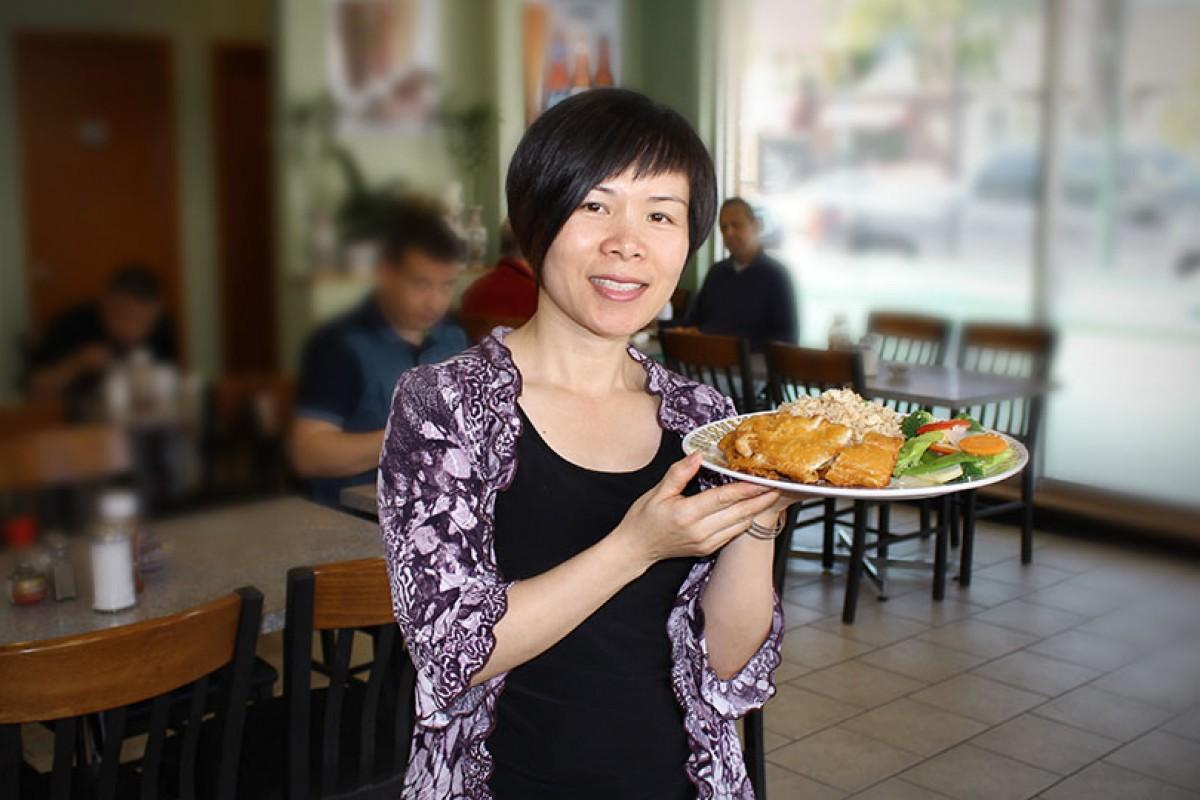 Western Coffee Shop & Chinese Food