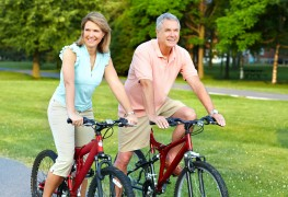 How to minimize arthritis pain while cycling