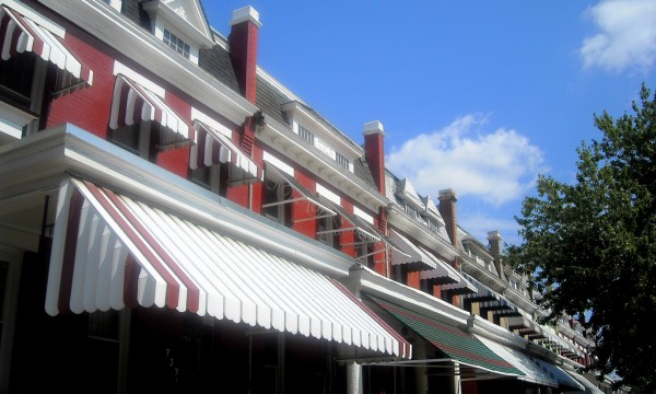 The Right Way To Repair Your Awning