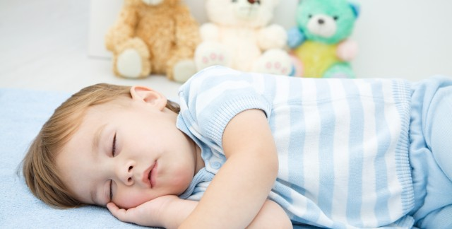 Hush, little baby: tips to get your little one to sleep