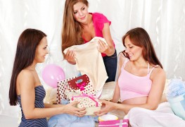 Fun and practical baby shower gift ideas