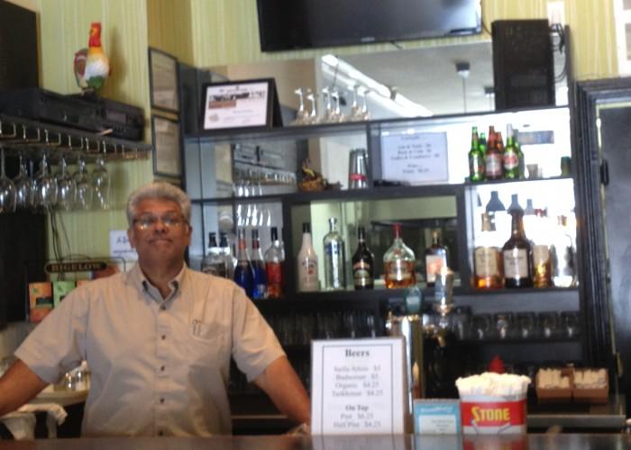 Bacchus Roti Shop, Roti, homemade, desserts, Caribbean, Parkdale