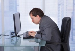 Bad posture? Straighten up to reduce pain