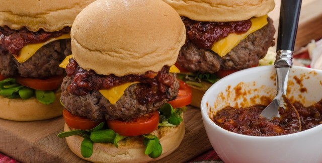 Recipes for homemade barbecue sauce and pan gravy