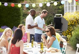 3 tips for organizing your patio for a BBQ party